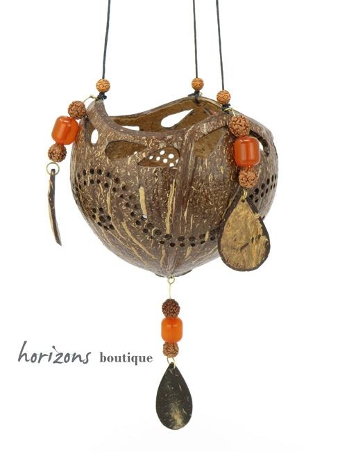 Coconut Lantern L2 - kokoskunst