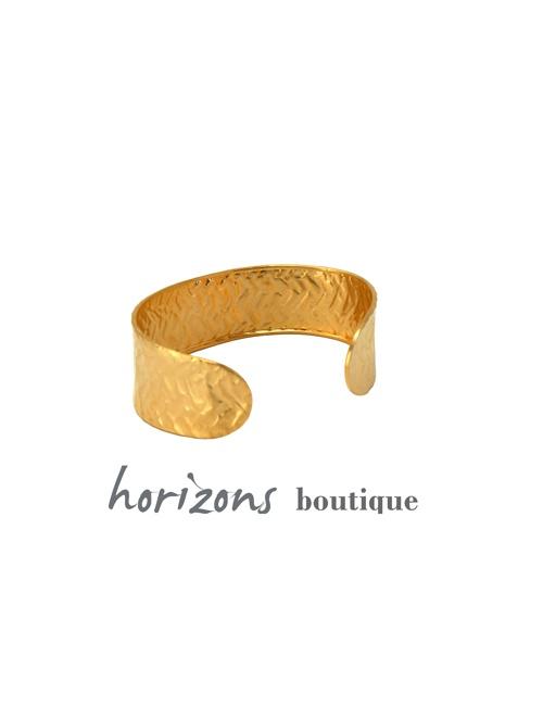 Bracelet Gold back- Plumetti