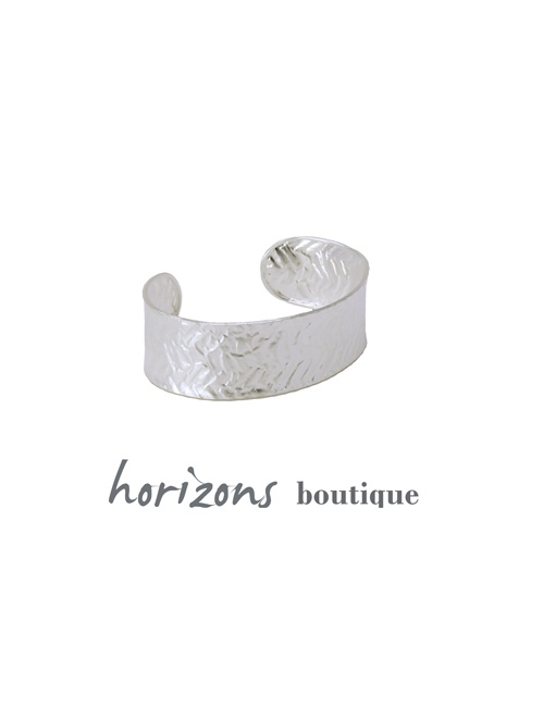 Bracelet Silver front- Plumetti