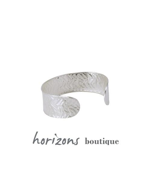 Bracelet Silver back - Plumetti
