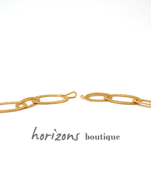 Necklace Gold - Plumetti