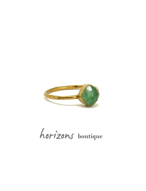 Ring Harlekin Jade - Cahana