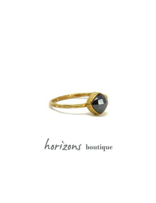 Ring Harlekin Noir - Cahana