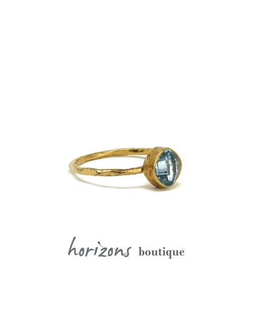 Ring Harlekin Bleu - Cahana