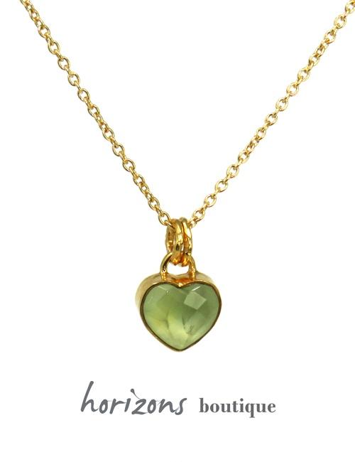 Pendant Heart Lime - Cahana