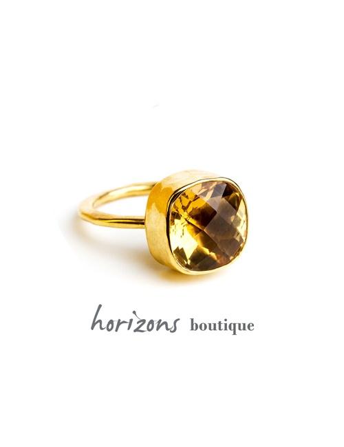 Ring 12 mm Gold - Cahana