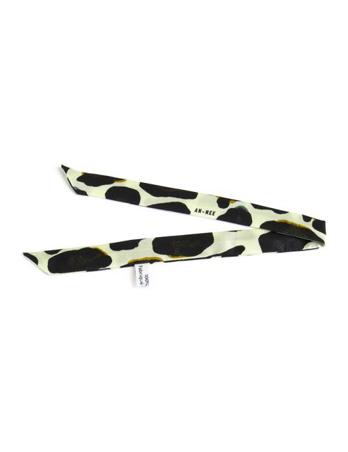 Bracelet Leopard Nude 2cm - AN-NEE