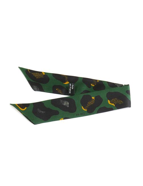 Bracelet Leopard Green 4cm - AN-NEE