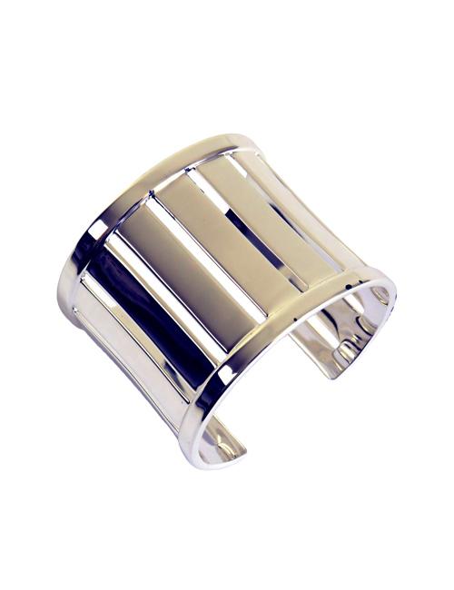 Big Cuff Silver 5cm - AN-NEE