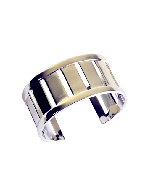 Middle Cuff Silver 3cm - AN-NEE